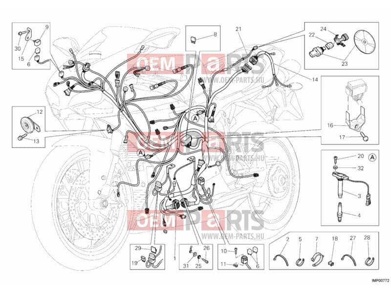 Ducati 1098 Fuse Box Diagram