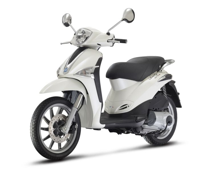 piaggio liberty 125 4t 3v ie e3 2013 2014 braking system. Black Bedroom Furniture Sets. Home Design Ideas